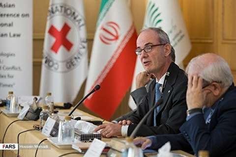 بالصورة: طهران تستضيف المؤتمر الاقليمي لحقوق الانسان الدولية في جنوب آسيا