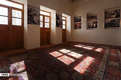 منزل الامام الخميني الراحل (رض) بمدينة خمین