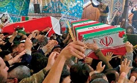 بالصورة: جثمان قاسم سليماني يعود لإيران