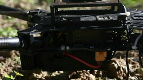 راع يعثر على طائرة تجسس إسرائيلية في مرتفعات كفرشوبا