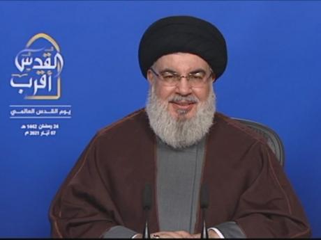 السيد نصرالله: لن نتساهل مع أي عدوان إسرائيلي على لبنان وكل ما يجري في مصلحة محور المقاومة