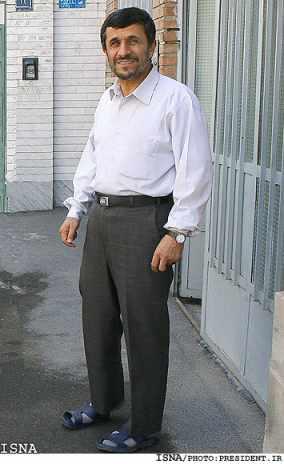 سوتی فوق العاده احمدی نژاد و مگس و BoyerNews سایت خبری تحلیلی بویر نیو