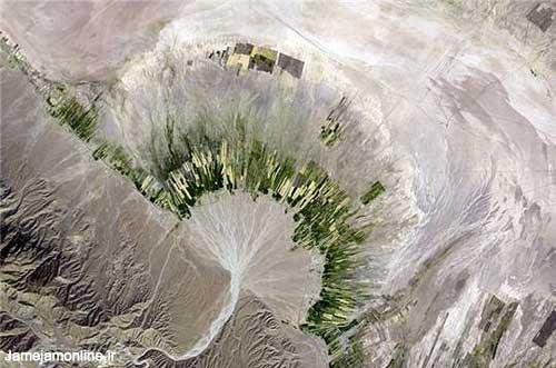 دیدنی ترین نقاط زمین از فضا