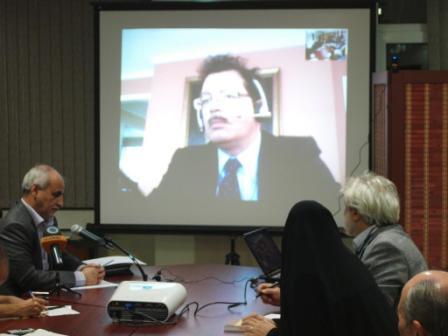 خاطره ام از یک شب یلدای خبری با دختر و وکیل امام موسی صدر
