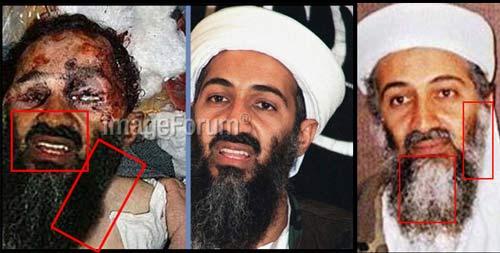 نتیجه تصویری برای مرگ بن لادن