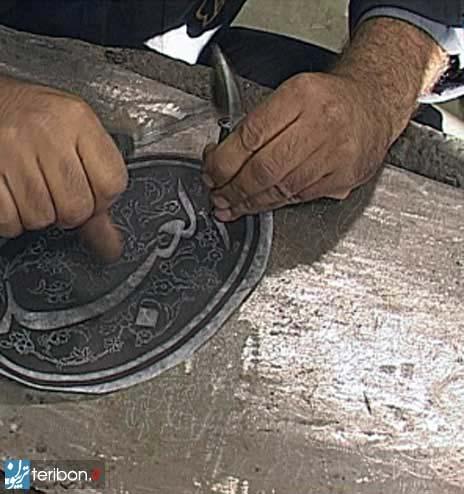 تزیین روی قبر مراسم چهلم راز سنگ قبر آیت الله بهجت + عکس - سایت خبری تحلیلی تابناك ...