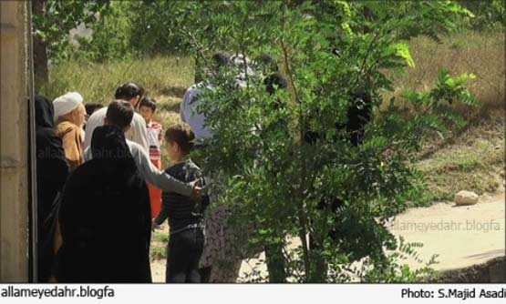 دیدارهای علامه حسن  زاده  آملی در  جمعه  اخیر سایت خبری تحلیلی تابناك اخبار ایران و جهان TABNAK