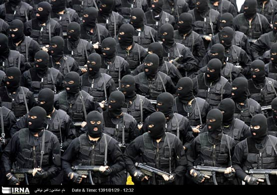 عکس هایی ناب از بمب های اتمی ایران