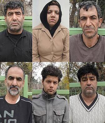 رفتار خشن آخوند قمی YouTube و زورگیران خشن پایتخت با لباس پلیس