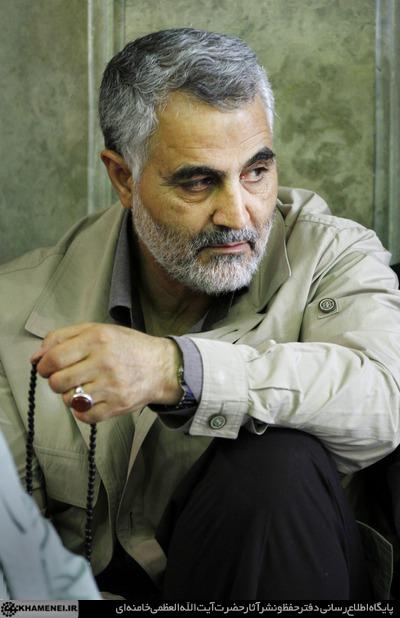 ܓ✿حاج قاسم................. شهیدی که در بین ماستܓ✿ سلفی نظامی روسی با سردار ایرانی