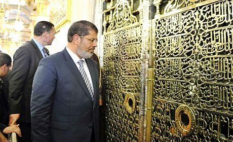 نتیجه تصویری برای محمد مرسی + تابناک