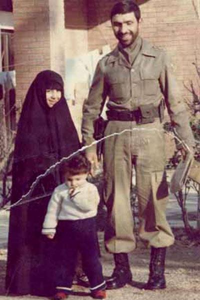 مریم صیاد شیرازی: پدرم، مقتدرِ مهربان بود - تابناک | TABNAK