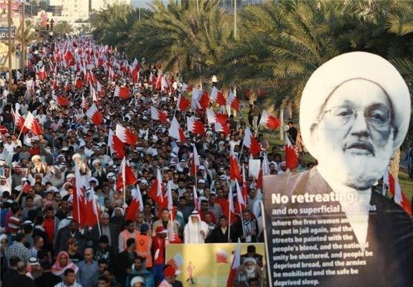 فریاد «هیهات منا الذلة» در خیابانهای بحرین