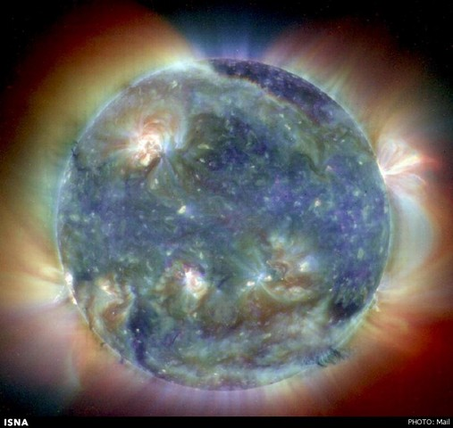 هویت واقعی خورشید فاش شد