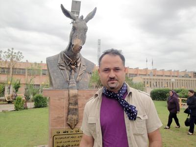 مردم درك نكردند، حزب الاغ عراق منحل شد
