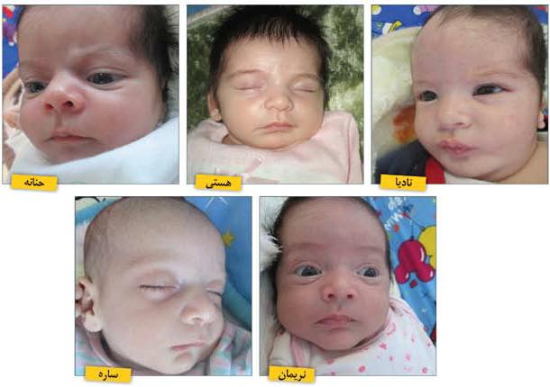 سرنوشت تلخ 5 نوزاد رها شده
