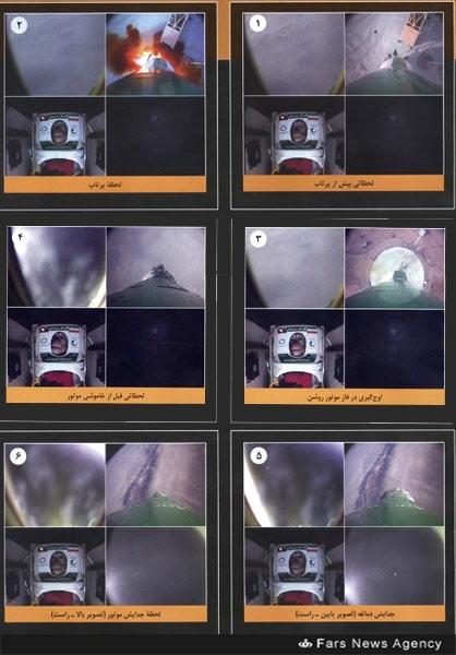 «فرگام» چگونه به مأموریت فضایی رفت