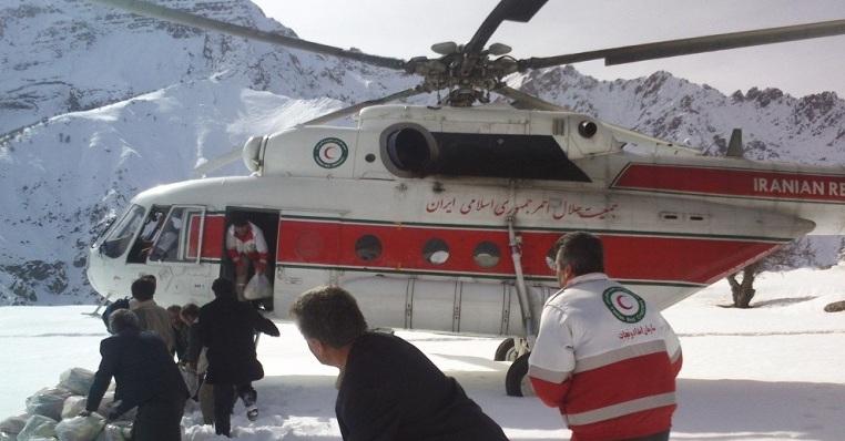با هوای آفتابی امدادرسانی رونق گرفت؛ 28 استان متاثر هستند