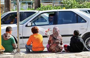 بازار خرید و فروش کودکان کار