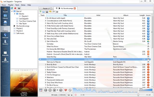 پنج نرم افزار برتر پخش موسیقی برای ویندوز