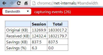استفاده از حجم ترافیک اینترنت خود را کاهش دهید