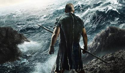 اکران فیلم «نوح» در خاورمیانه ممنوع شد