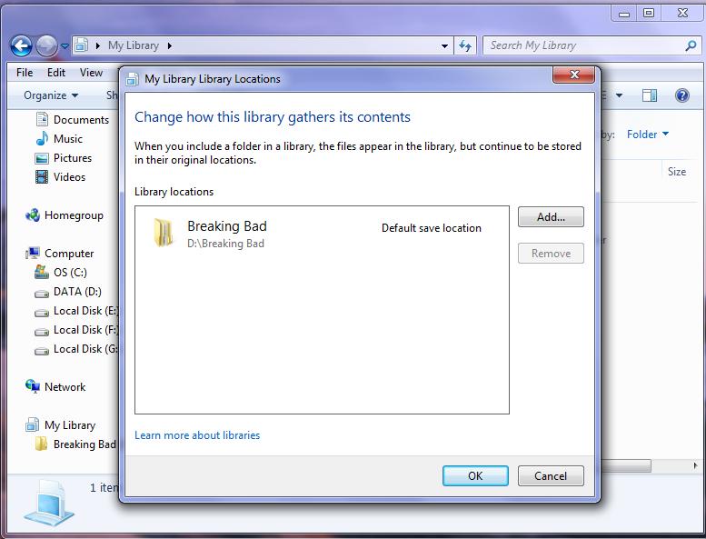 با ابزار قدرتمند Library در ویندوز آشنا شوید