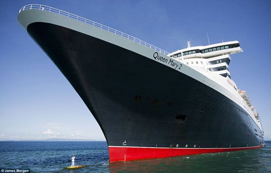 بزرگترین کشتی جهان