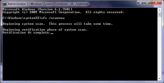 نکته های ویندوز: شناسایی و ترمیم فایلهای آسیب دیده سیستم