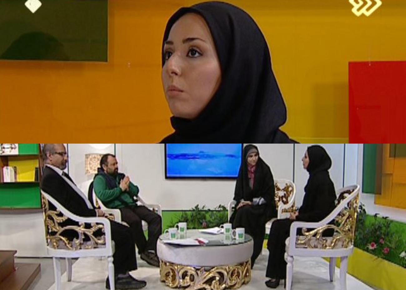 » مادر حنانه شهشهانی: دخترم نه کشف حجاب کرده و نه از ایران رفته است/ عکسها فتوشاپ هستند !