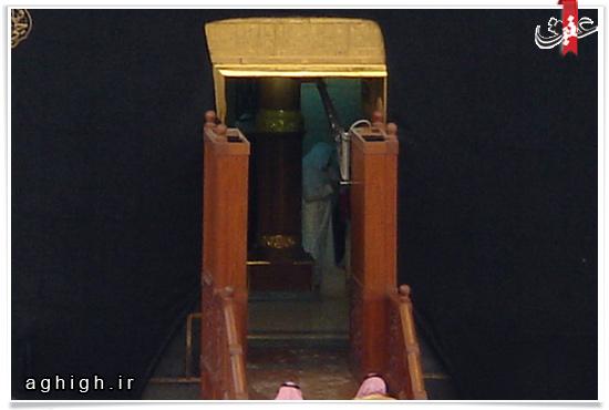 چرا تصویر برداری از داخل خانه خدا ممنوع است؟