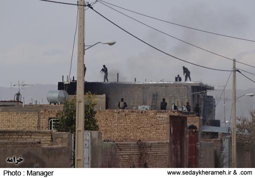 شهادت دو سرباز در درگیری با اشرار در خرامه