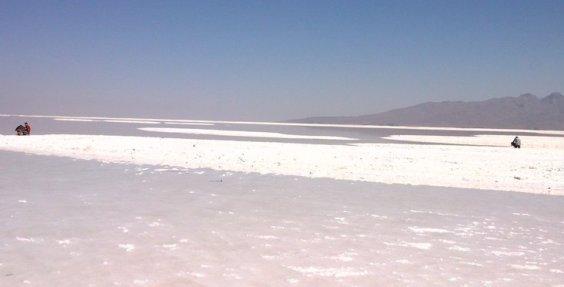 دریاچه ارومیه ثابت خواهد کرد چند مرده حلاجیم!