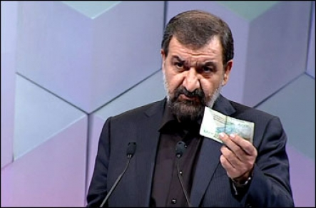 محسن رضایی: نظام جمهوری اسلامی و دین مردم در خطر است