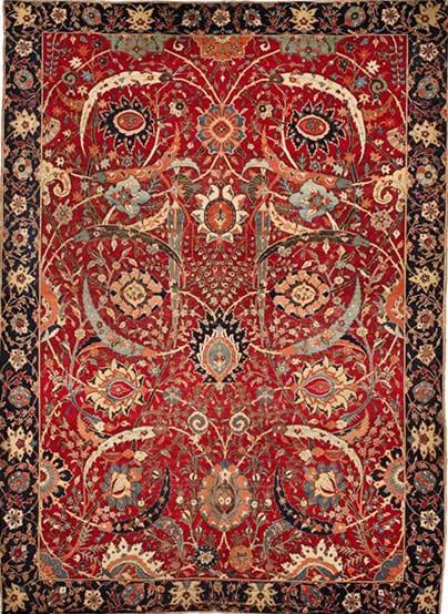 گرانترین فرش دستباف ایرانی