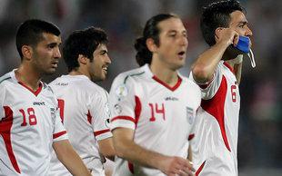 اشتباه فاحش نکونام مقابل تیم ملی لبنان+عکس