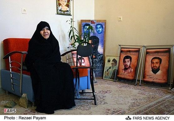 دختر ایرانی - زن ایرانی {بیاد خواهران شهید گمنام دوران}