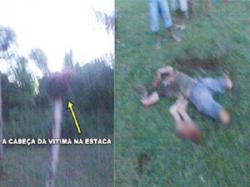 چگونه داور برزیلی گردن زده شد + تصاویر