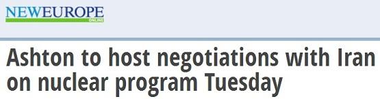 رایزنی اعضای گروه 1+5 برای ادامه مذاکرات هستهای با ایران