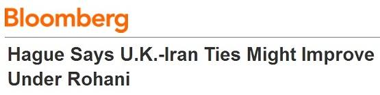 ابراز تمایل دولت انگلیس به بهبود روابط با ایران