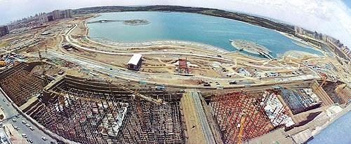 «اراذل و اوباش»، دستمایه تعطیلی بزرگترین دریاچه مصنوعی!