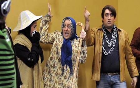 «خنده بازار» مصداق نزول کمدی تلویزیونی چندهزارقسمت خواهد بود؟!+فیلم