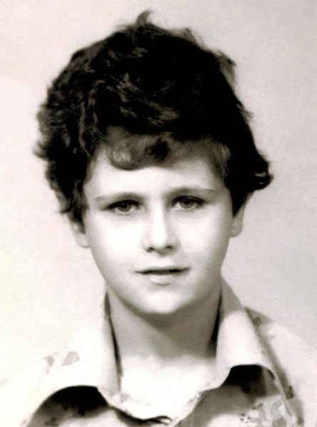 کودکی و نوجوانی بشار اسد