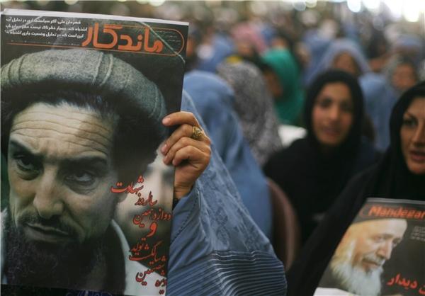گرامیداشت شهادت احمد شاه مسعود در هرات - تابناک | TABNAK