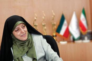 «معصومه ابتکار» رئیس سازمان حفاظت محیط زیست شد