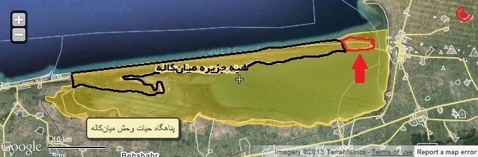 آشوراده 44 سال پیش منطقه حفاظت شده اعلام شد تا امروز هبه شود؟!