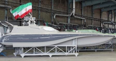 قایقهای تندرو سپاه؛ سریعترین شناورهای نظامی