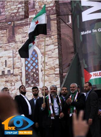 لطفاً خالد مشعل را به «ایران» راه ندهید