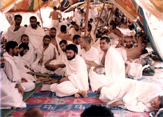 روز عرفه از زبان فرمانده شهید حاج سید محمد نژادغفار