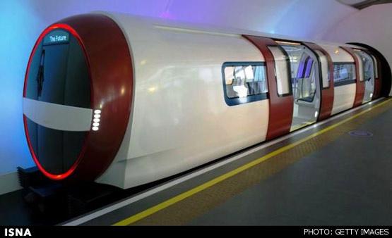 نسخه قرن 21 قطارهای مترو